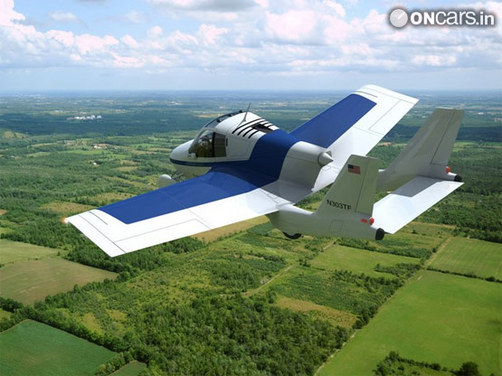 Flying car gets approval