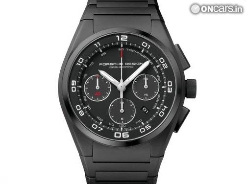 Porsche Dashboard watch