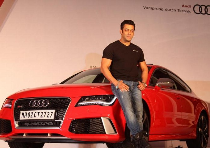 Bhai of Bollywood and his special connection with luxury super machines