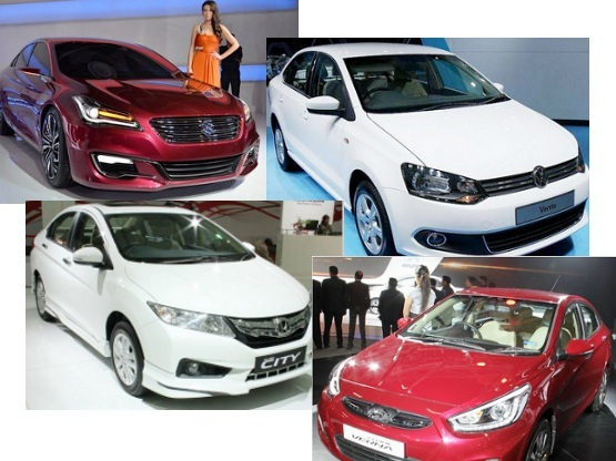 Comparison Maruti Suzuki Ciaz Vs Volkswagen Vento Vs Honda City Vs