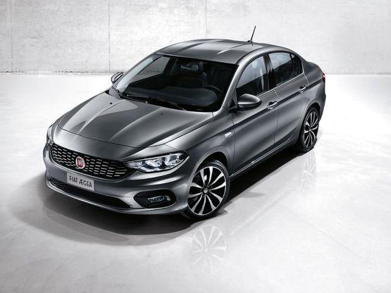 Fiat Aegea sedan- Linea successor unveiled; specs & images