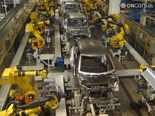 Maruti maintenance shutdown decreases output