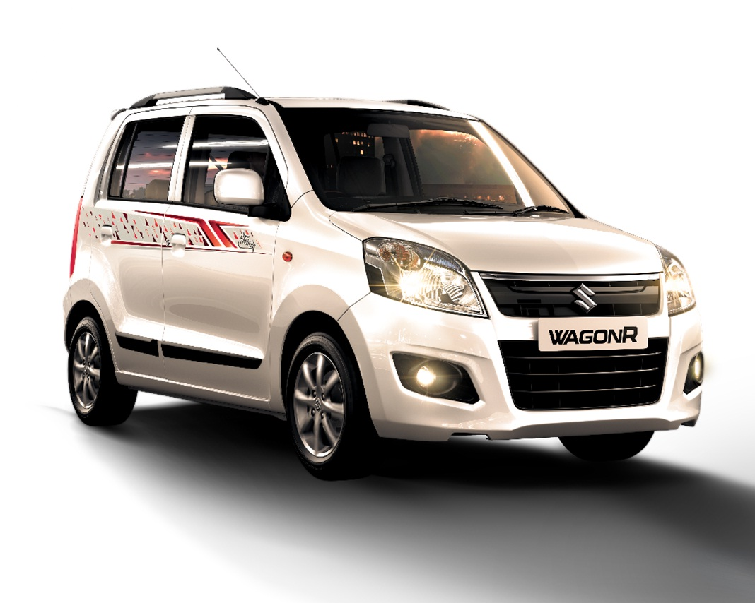 Maruti suzuki launches special edition wagonr felicity at inr 4 40 lakh