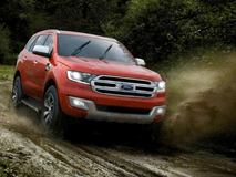 New Ford Endeavour 2015 to come in 2 diesel engine options
