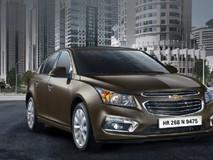 2016 Chevrolet Cruze Sedan gets new Burnt Coconut Colour for Holi