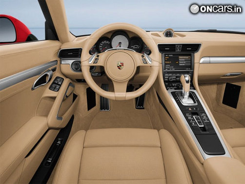 2012 Porsche 911 officially launched at Frankfurt