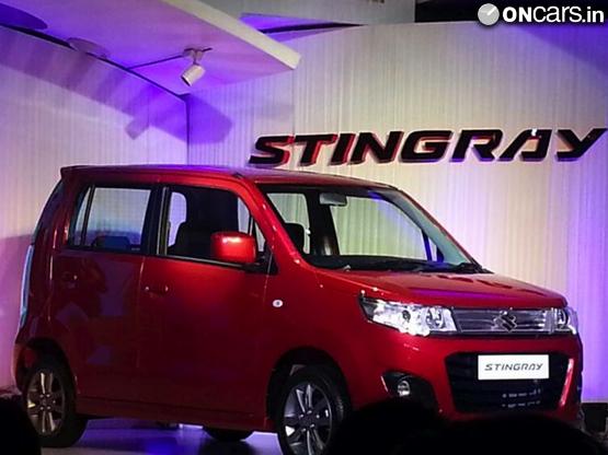 Live: Maruti Suzuki Wagon R Stingray launch in India