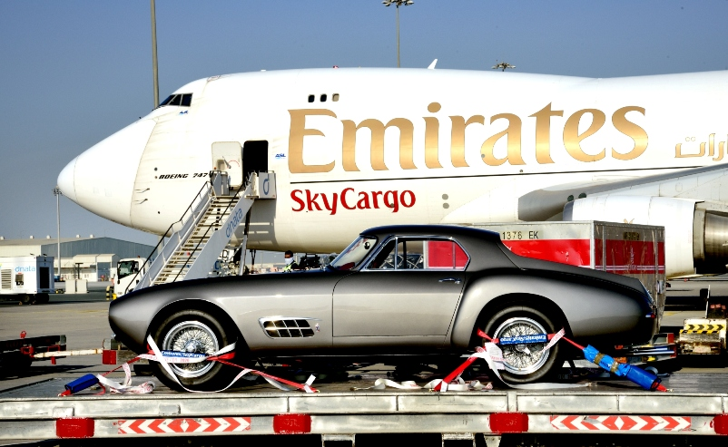 Emirates SkyCargo introduces Emirates SkyWheels as an absolute transportation solution