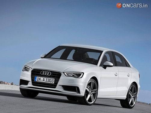 Audi releases prices for the A3 sedan in US