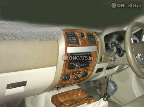 Exclusive Scoop! Force Motors' Force One interiors spied