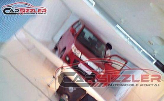 Maruti Suzuki WagonR Stingray spied in India