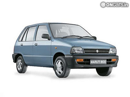 New Maruti 800 in the works