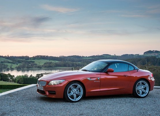 BMW India to launch Z4 facelift in November?