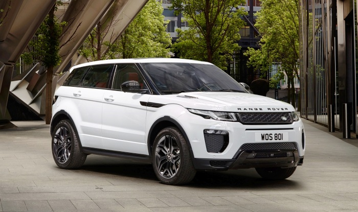 Land Rover Range Evoque 2017 Launched In India Priced At Inr 49 10 Lakh