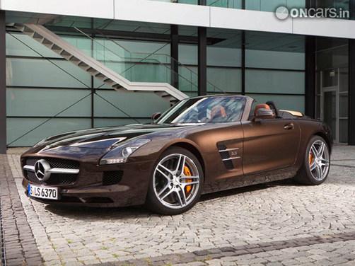 Mercedes upgrades the global SLS AMG