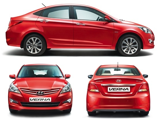 Hyundai Verna 2015 Launched: Price in India starts from INR 7.73 lakhs for the Verna facelift