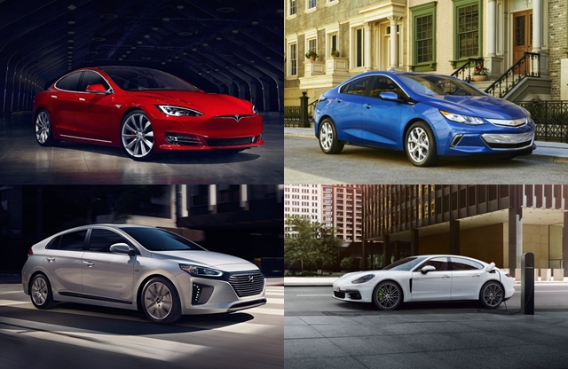 Best Performance Hybrid Cars Of 2016