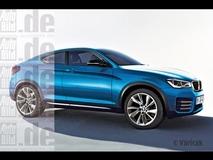 BMW planning a three door crossover X2