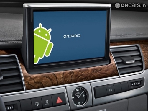 Harman working on Android integration in automobiles