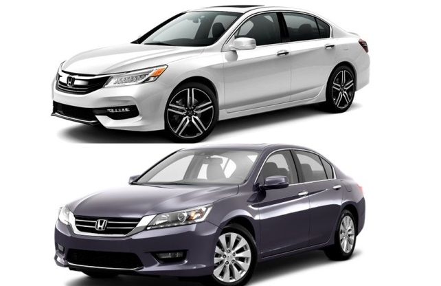 Honda Accord Price In India >> New Honda Accord 2016 Vs Old Honda Accord Expected Price Feature