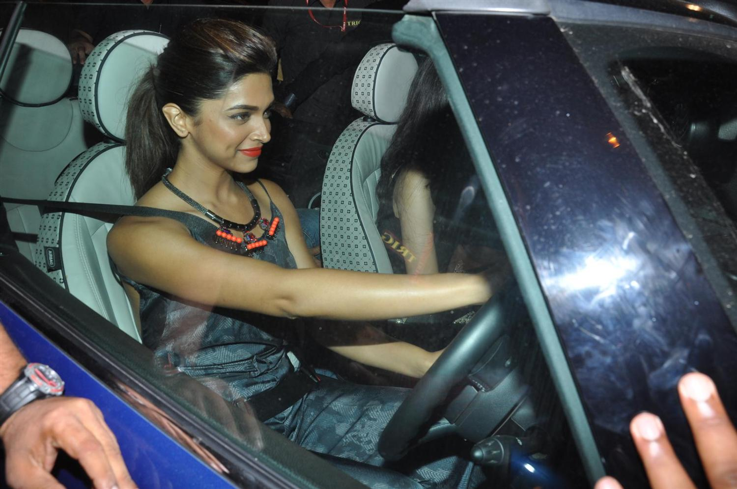 Deepika Padukone and her collection of swanky cars