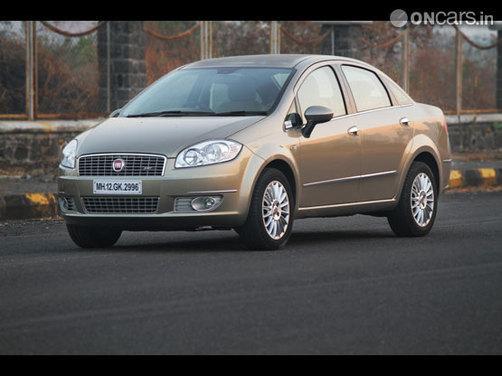Fiat Linea to run on Sri Lankan roads
