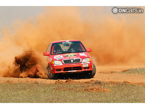 2011 Indian National Rally Championship - a look through the season
