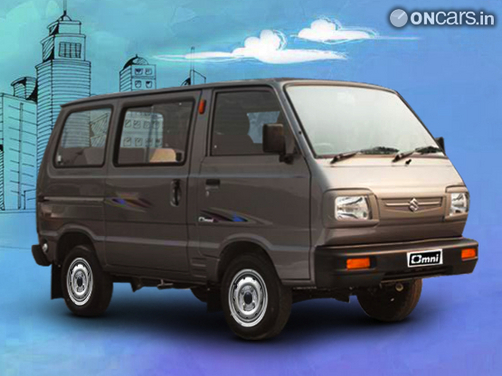 Maruti Suzuki Omni Limited Edition launched
