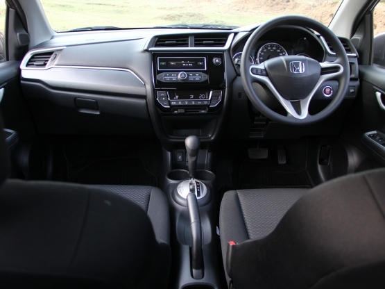 Honda BR-V - First Drive Report