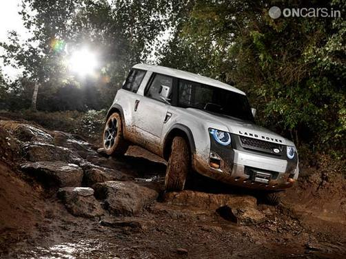 Land Rover Defender concept to debut at the Frankfurt Auto Show this month