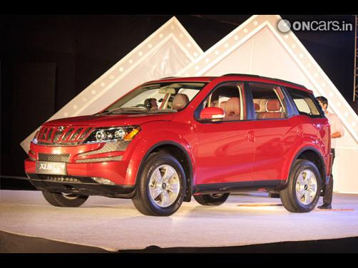 Breaking: Mahindra XUV500 priced at 10.8 lakh