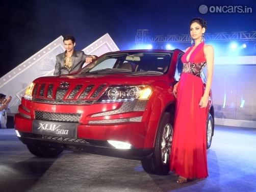 Videos: Mahindra XUV500 launch