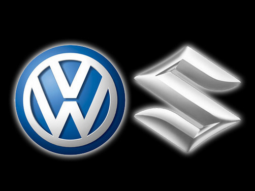 Suzuki-VW JV showing signs of trouble