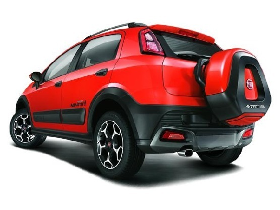 Fiat Avventura Abarth Price Increased: Revised price in