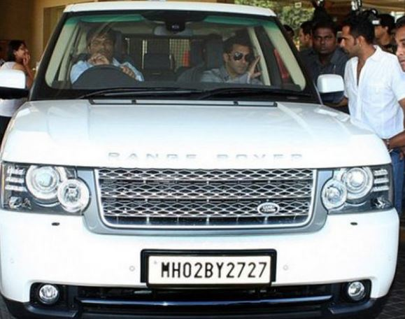 What makes Salman Khan so passionate about SUV's