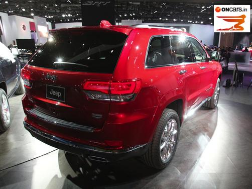 2013 NAIAS: Jeep Grand Cherokee breaks cover