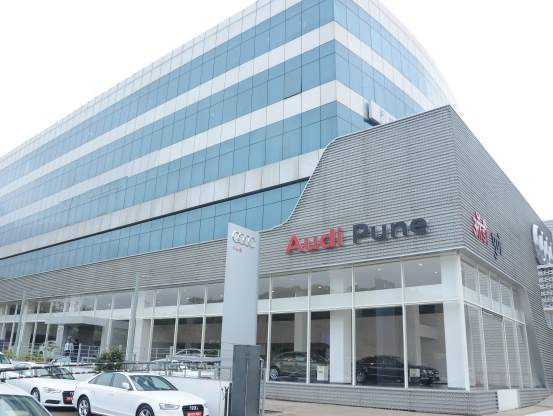 Audi India Partners with Jubilant MotorWorks Again: Inaugurates its new outlet in Pune