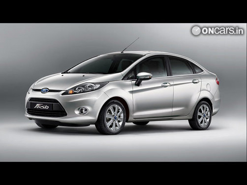 2011 Ford Fiesta launch date announced!