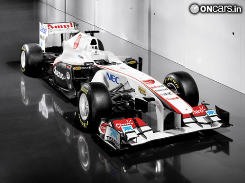 F1 team Sauber will get Taste of India 'Amul'