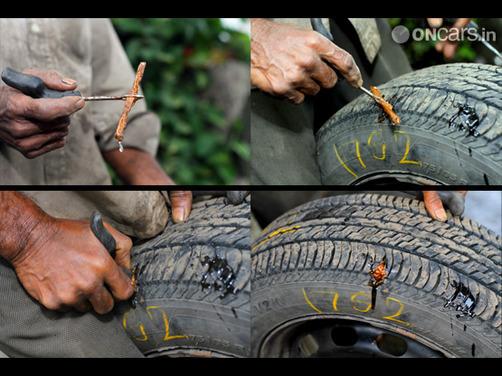 DIY: How to repair a tubeless puncture