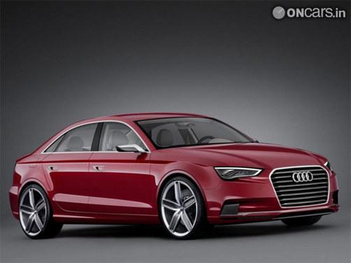 Audi A3 sedan confirmed for India