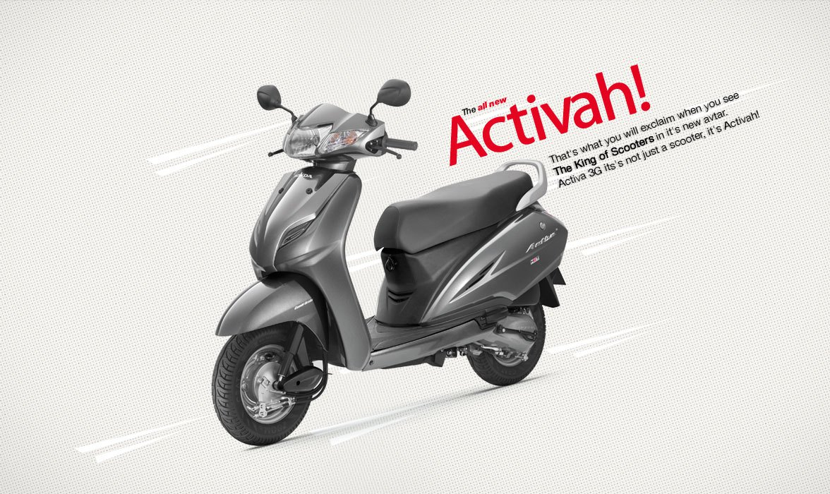 7 Most Preferred Automatic Scooters In India News Bikes Front View Honda Activa 3g
