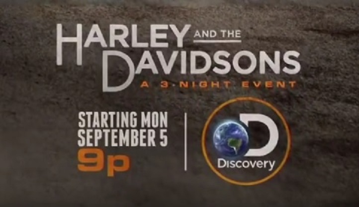 Harley and the Davidsons TV Series to Start from October 14 in India