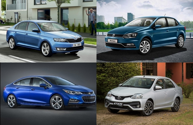 Top 10 Sedan Cars Of 2016