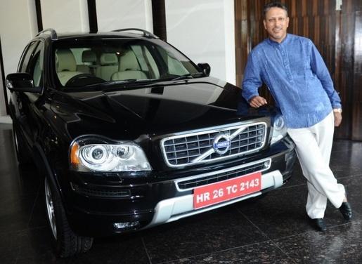 Volvo India signs golfer Jeev Milkha Singh as its brand ambassador