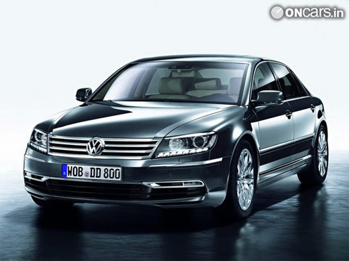 Volkswagen offers 25 lakh cash discount on the Phaeton
