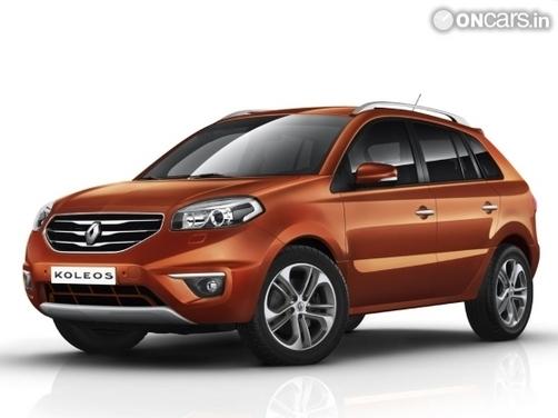 Renault Koleos to launch today