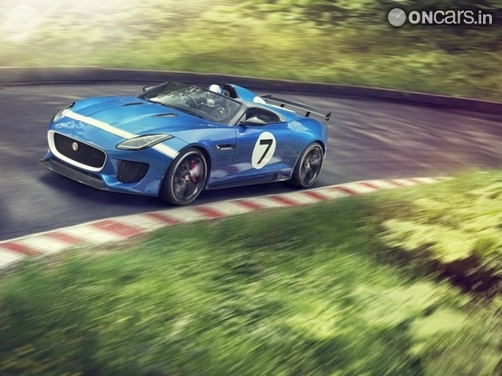 Video: Jaguar F-Type based Project 7 to make an appearance at Goodwood FoS