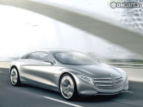 Leaked: Mercedes Benz F125 concept
