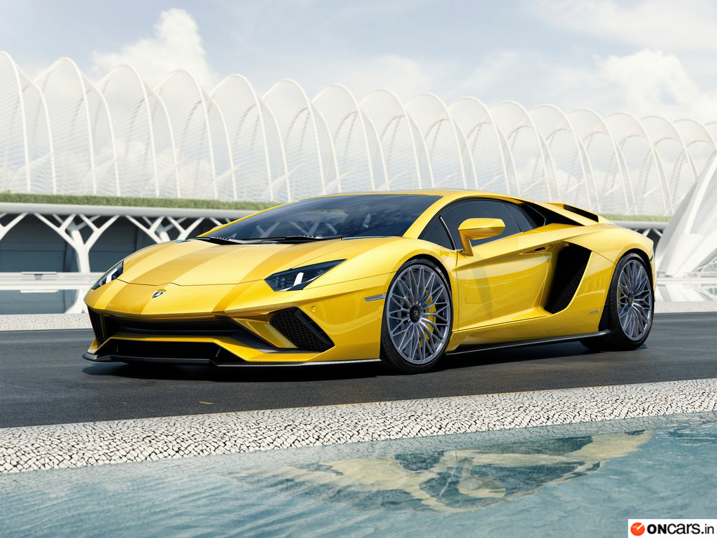 Cars That Start With S >> Lamborghini Aventador S Revealed With Price For Uk Market